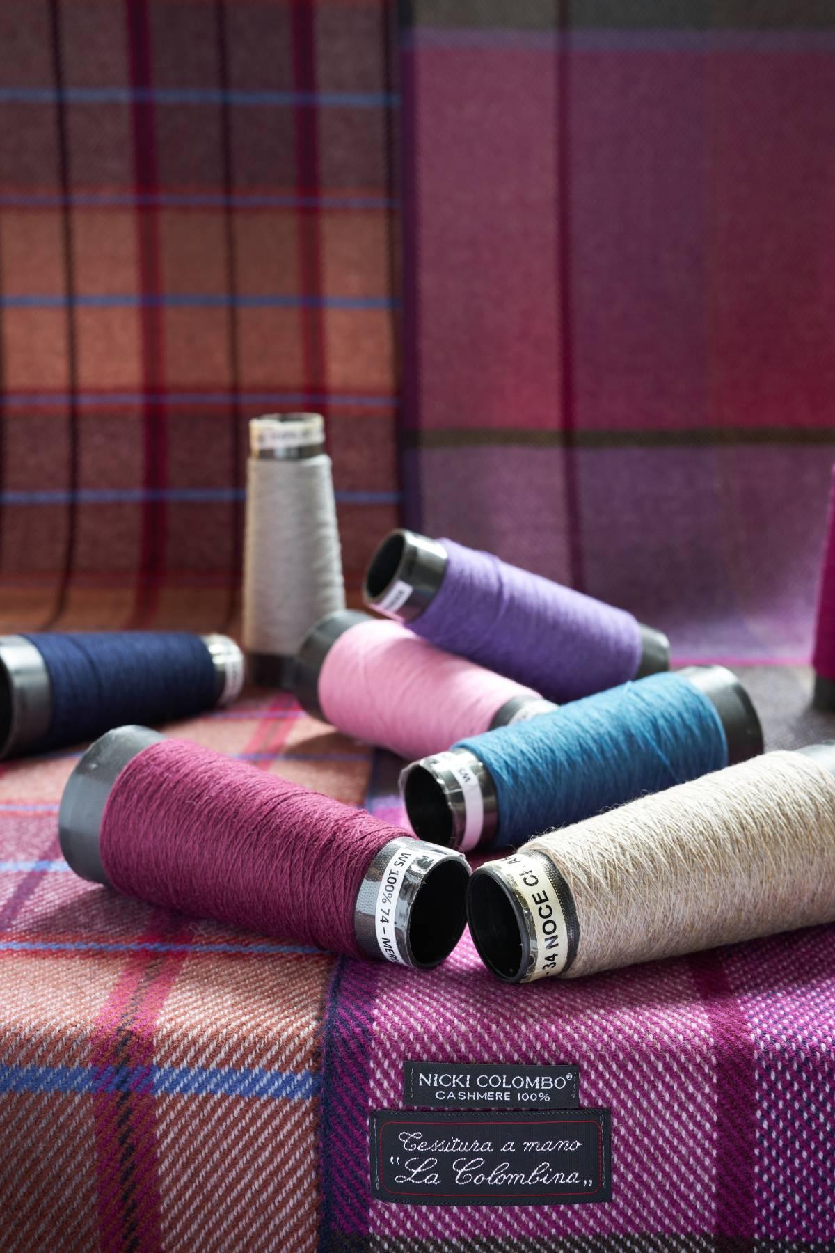 filati in lana